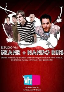 Skank E Nando Reis - Estúdio VH1 - Poster / Capa / Cartaz - Oficial 1