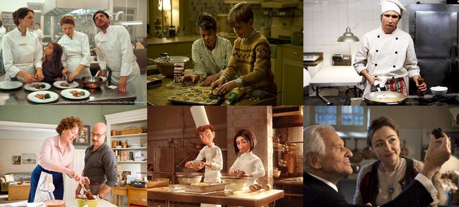 Pitada de Cinema Cult: Lista de Filmes Gastronômicos