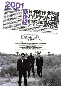 Brother - A Máfia Japonesa Yakuza em Los Angeles - Poster / Capa / Cartaz - Oficial 5