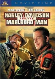 Harley Davidson e Marlboro Man - Caçada Sem Tréguas - Poster / Capa / Cartaz - Oficial 3