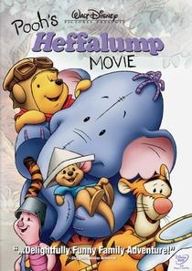Pooh e o Efalante - Poster / Capa / Cartaz - Oficial 4