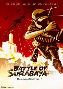 Battle of Surabaya - Poster / Capa / Cartaz - Oficial 1