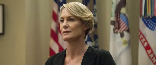 Robin Wright vai dirigir série baseada no livro First Lady