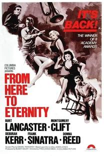 A Um Passo da Eternidade - Poster / Capa / Cartaz - Oficial 1