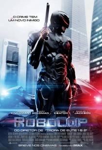 RoboCop - Poster / Capa / Cartaz - Oficial 1