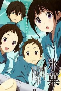 Hyouka - Poster / Capa / Cartaz - Oficial 4