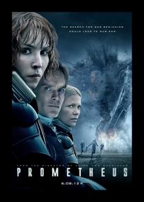Prometheus - Poster / Capa / Cartaz - Oficial 4