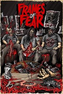 Frames of Fear - Poster / Capa / Cartaz - Oficial 1
