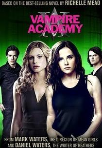Academia de Vampiros: O Beijo das Sombras - Poster / Capa / Cartaz - Oficial 16