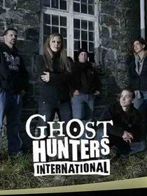 Caçadores de Fantasmas Internacional - Poster / Capa / Cartaz - Oficial 1