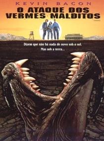 O Ataque dos Vermes Malditos - Poster / Capa / Cartaz - Oficial 5