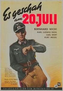 Aconteceu em 20 de Julho - Poster / Capa / Cartaz - Oficial 1