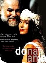 Dona Anja - Poster / Capa / Cartaz - Oficial 2