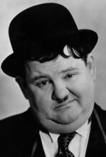 Oliver Hardy - Poster / Capa / Cartaz - Oficial 1