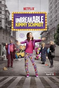 Unbreakable Kimmy Schmidt (2ª Temporada) - Poster / Capa / Cartaz - Oficial 1