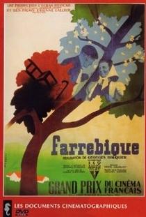 Farrebique ou Les quatre saisons - Poster / Capa / Cartaz - Oficial 1