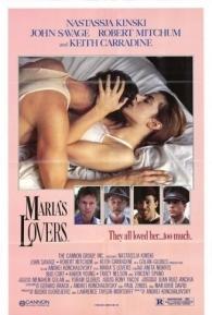 Os Amantes de Maria - Poster / Capa / Cartaz - Oficial 2