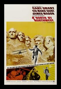 Intriga Internacional - Poster / Capa / Cartaz - Oficial 3