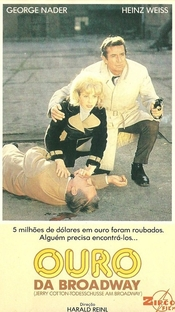 Ouro da Broadway - Poster / Capa / Cartaz - Oficial 1