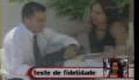 Teste de Fidelidade do João Kleber com a morenaça Daiane (ti vi na tv)