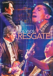 Resgate - Aos vivos - Poster / Capa / Cartaz - Oficial 1