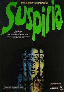 Suspiria - Poster / Capa / Cartaz - Oficial 22