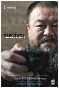Ai Weiwei: Sem Perdão - Poster / Capa / Cartaz - Oficial 3