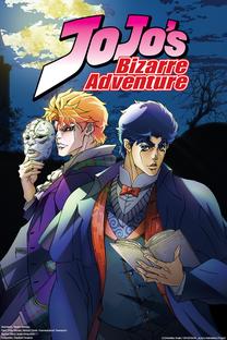 JoJo's Bizarre Adventure (1ª Temporada) - Poster / Capa / Cartaz - Oficial 2