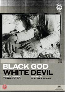 Deus e o Diabo na Terra do Sol - Poster / Capa / Cartaz - Oficial 5