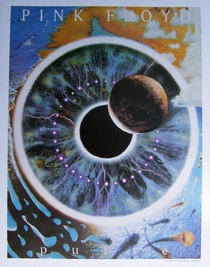 Pink Floyd - Pulse - Poster / Capa / Cartaz - Oficial 2