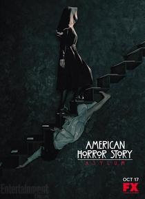 American Horror Story: Asylum (2ª Temporada) - Poster / Capa / Cartaz - Oficial 6