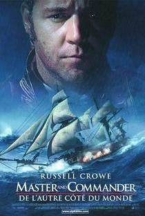 Mestre dos Mares: O Lado Mais Distante do Mundo - Poster / Capa / Cartaz - Oficial 1