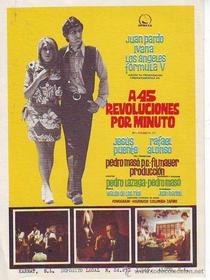 A 45 Revoluciones por Minuto - Poster / Capa / Cartaz - Oficial 2