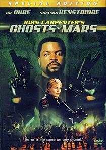 Fantasmas de Marte - Poster / Capa / Cartaz - Oficial 6