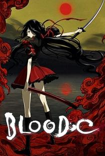 Blood-C - Poster / Capa / Cartaz - Oficial 25