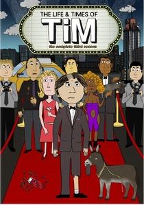The Life & Times of Tim (3ª Temporada) - Poster / Capa / Cartaz - Oficial 1