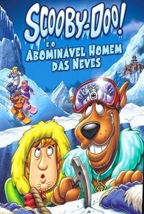 Scooby-Doo e o Abominável Homem das Neves - Poster / Capa / Cartaz - Oficial 1