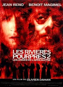 Rios Vermelhos 2 - Anjos do Apocalipse - Poster / Capa / Cartaz - Oficial 1