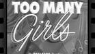TOO MANY GIRLS 1940 TRAILER LUCILLE BALL DESI ARNAZ