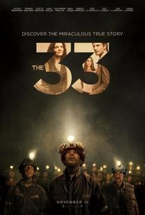 Os 33 - Poster / Capa / Cartaz - Oficial 1