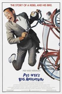 As Grandes Aventuras de Pee-wee - Poster / Capa / Cartaz - Oficial 1