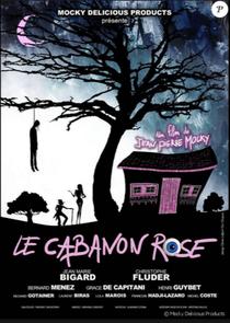 Le cabanon rose - Poster / Capa / Cartaz - Oficial 1