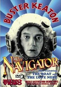 O Navegador - Poster / Capa / Cartaz - Oficial 3