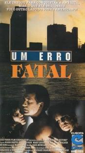 Um Erro Fatal - Poster / Capa / Cartaz - Oficial 2