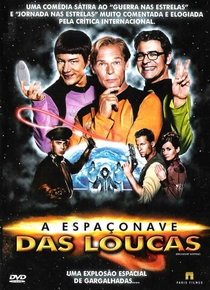 A Espaçonave Das Loucas - Poster / Capa / Cartaz - Oficial 3