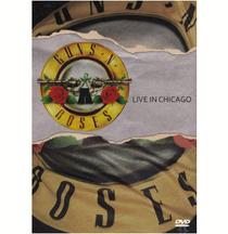 Guns N' Roses: Chicago - Poster / Capa / Cartaz - Oficial 2