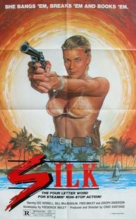 Silk 1 - Sedosa e Mortífera - Poster / Capa / Cartaz - Oficial 1
