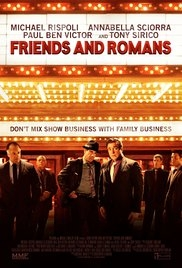 Friends and Romans - Poster / Capa / Cartaz - Oficial 1
