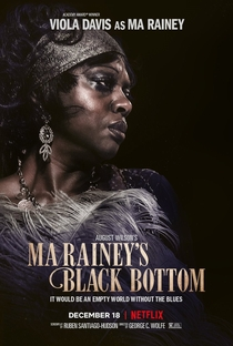 A Voz Suprema do Blues - Poster / Capa / Cartaz - Oficial 2