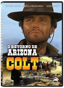O Retorno de Arizona Colt - Poster / Capa / Cartaz - Oficial 1